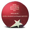 Most Innovative Retail Bank Middle East